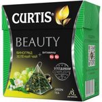 Tee Curtis Pyramide / BEAUTY Green